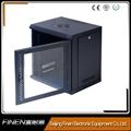 Best Choice Products 9U IT Wall Mount Network Server Cabinet Rack Built-In Fan 3