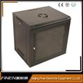 Best Choice Products 9U IT Wall Mount Network Server Cabinet Rack Built-In Fan 4