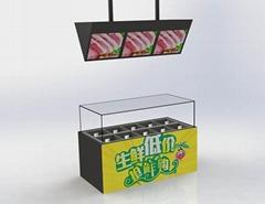 Smart display kiosk