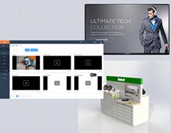Smart interactive kiosk