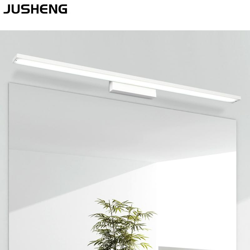 Wholesale 12W Modern Aluminum Indoor Wall Light For Hotel Bathroom Mirror 2