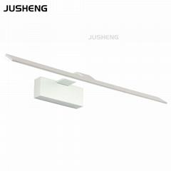 6327-9W 2017 New Style Hardware +acrylic Mirror Light For Bathroom