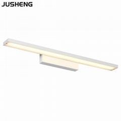 Wholesale 12W Modern Aluminum Indoor Wall Light For Hotel Bathroom Mirror