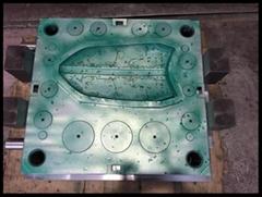 专业塑料模具加工和注塑生产