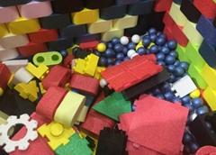 Custom EPP Foam Toy Block