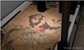 大幅面油画扫描仪名人书画仿真复制扫描设备 5
