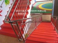 楼梯踏步耐磨防滑整体楼梯地垫