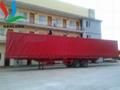 High - quality PVC tarpaulin truck tarpaulin truck side curtain cloth canoeing p 2