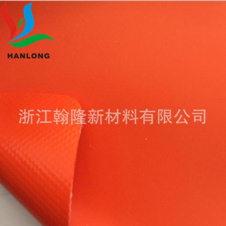 Supply of high temperature and high strength flame retardant PVC tarpaulin venti 1