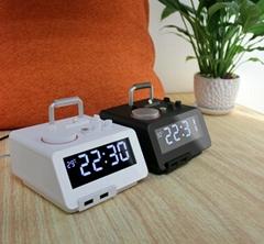 MFi Docking Station  Radio Bluetooth Speaker Clock