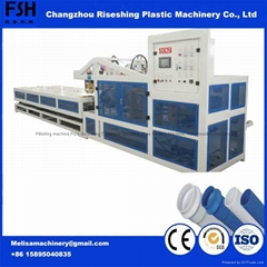 China Factory Automatical PE Pipe Belling Machine