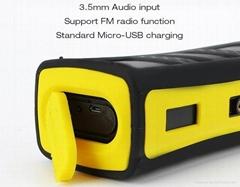 Waterproof and dustproof Bluetooth Speaker