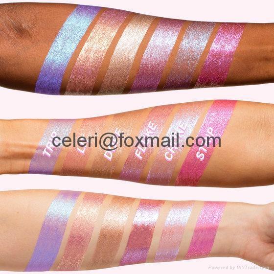 Ve  etines Liquid Matte Lipstick 6 colors 1