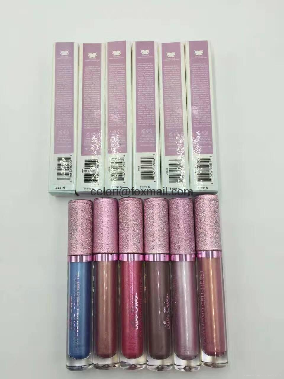 Matte Velvetines: Velvetines Liquid Matte Lipstick 6 Colors