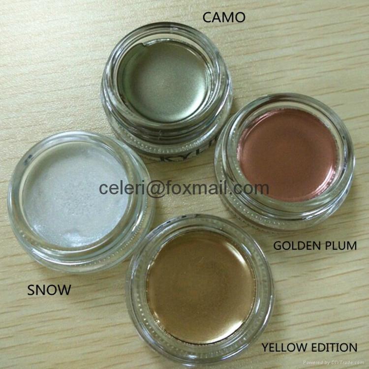 Creme Eye Shadow 4 colors 7