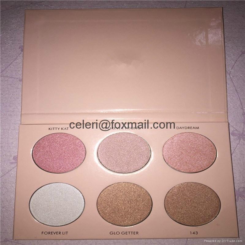 Makeup Palettes,6 palette colors 2
