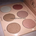 Makeup Palettes,6 palette colors 5