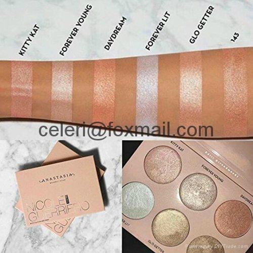 Makeup Palettes,6 palette colors 6