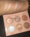 Makeup Palettes,6 palette colors 7