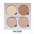 Makeup Palettes,4 palette colors 9