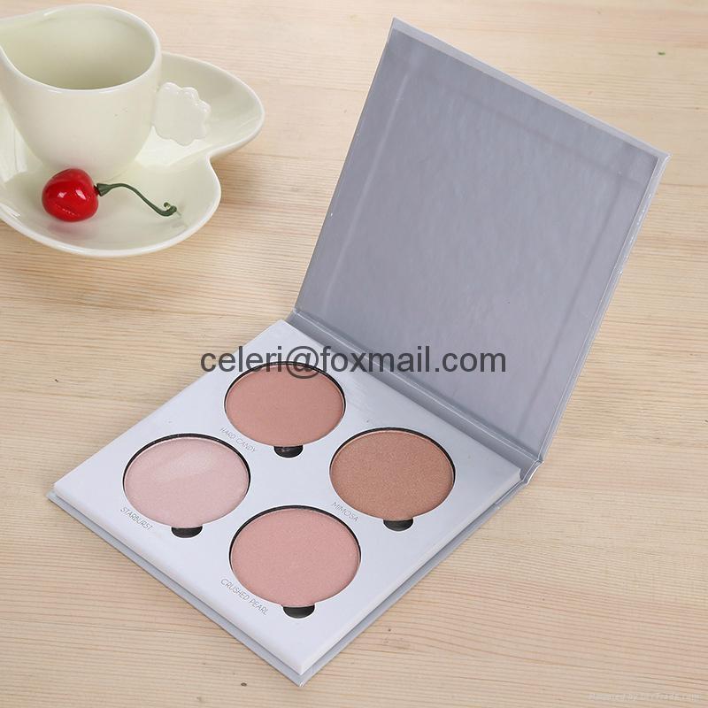 Makeup Palettes,4 palette colors 10