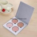 Makeup Palettes,4 palette colors 12