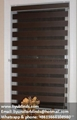 Liyu zebra sheer roller blinds shades 2