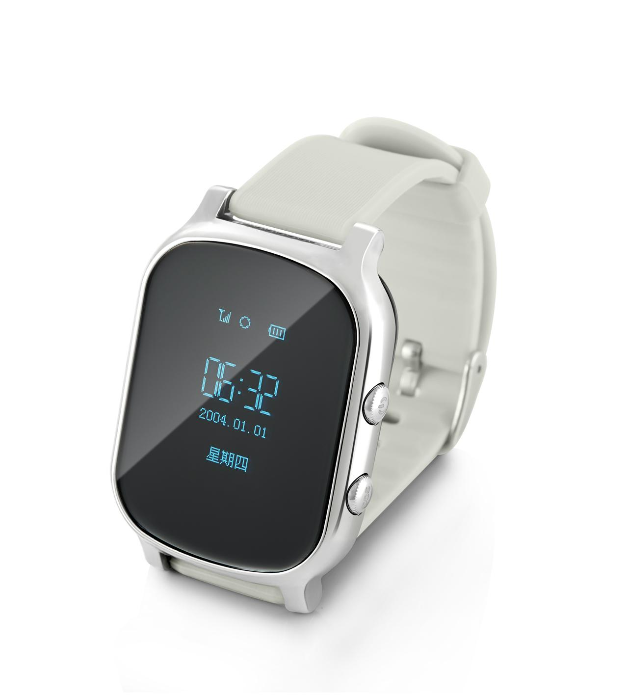 GPS Positioning Tracker Watch 2