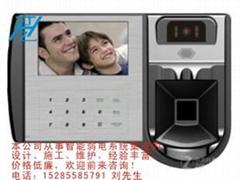 贵阳专业门禁考勤系统打卡系统