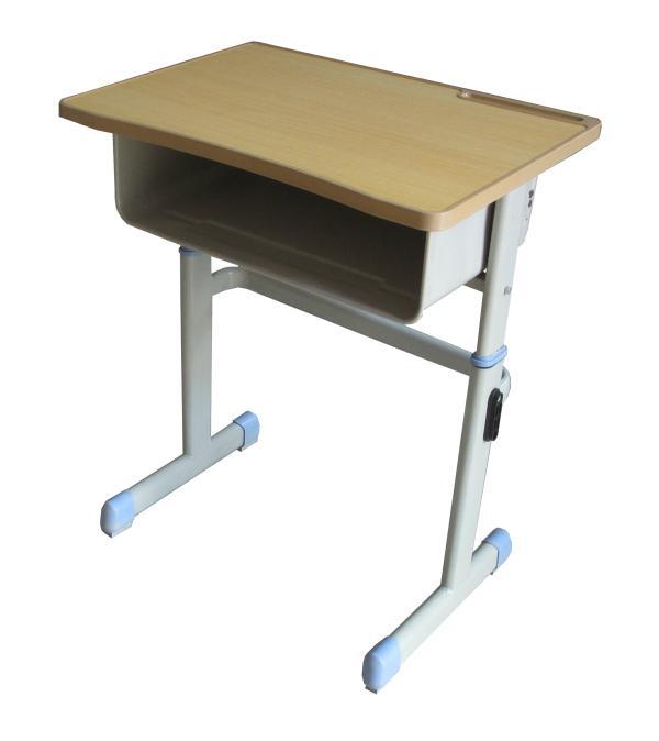 钢木升降学生培训桌椅学生桌 2