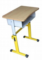 單人課桌椅價格