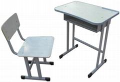 鋼木課桌HX-K009