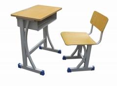 初中生課桌椅HX-K018
