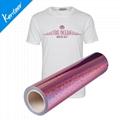 Hologram heat transfer vinyl 13colours