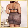 Plus Size Sexy Fat Mature Women Lingerie