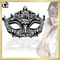 Erotic Diamond Black Sexy Mask Fancy Costume Mask Halloween Party Cheap Butterfl