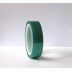 Heat resistance tape for laminated glass bonding