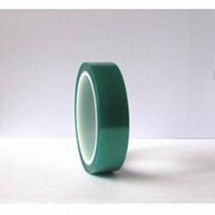 Heat resistance tape for laminated glass bonding