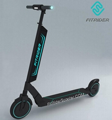 Two Wheels Fitrider Mobility 6inch and 8inch Electric Scooter