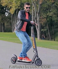New Electric Scooter Fitrider T1S F1 Model 8 inch