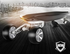 Cross Country Electrical Skateboard Carbon Fiber HoverBoard RxD