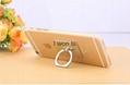 mobile phone ring bracket metal lazy