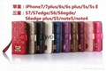 Wholesale new MK leather case for iphone