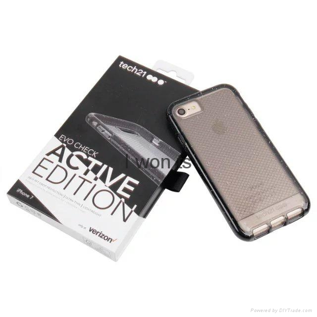 Tech 21 ACTIVE EDITION case for iphone 7 4