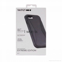 Tech 21 EVO TACTCAL EXTREME case for 4.7 inch iphone 7