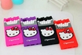 Rainbow M beans Kello kitty Soft Silicone Rubber phone Case for iphone 6 7