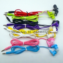 Wholesale good quality low price earphones headphones