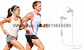 Good quality low price wireless sport bluetooth 4.1 earphone earbuds