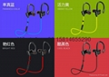 Good quality low price wireless bluetooth 4.1 56s earphone sport earbuds