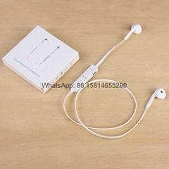New model wireless bluetooth sport earphone earbuds wireless iphone earphone
